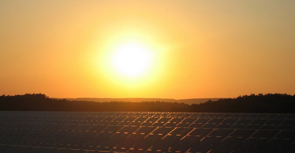 PV PLANT - FIRST SOLAR | GREEN FIELD